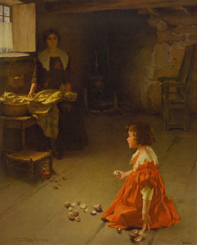 W L Taylor American Illustrator